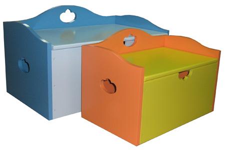 Kutija za igračke M/V - Nameštaj za dečije sobe, rođendaonice i vrtiće - MINI...