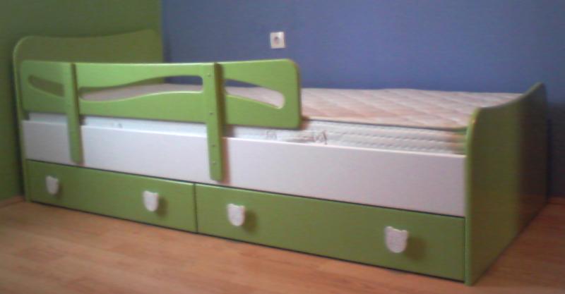 Kreveti za dečije sobe - Nameštaj za dečije sobe, rođendaonice i
